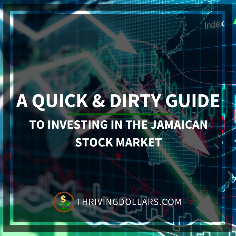 jamaican stock market guide