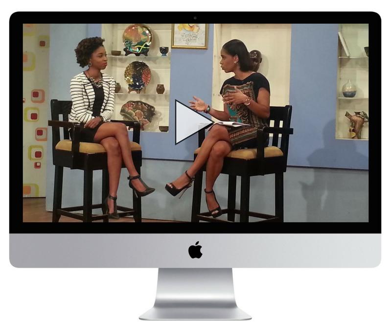 Smile Jamaica Girl Power Tuesday - Kenishia Mais talks about how to become financially savvy